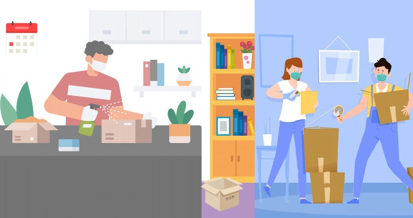 things that moving companies are doing differently amid the pandemic